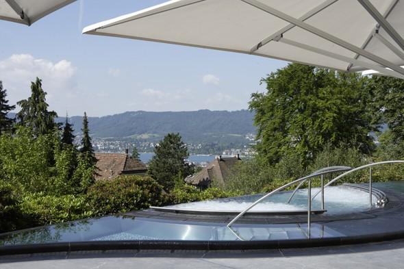 The Dolder Grand Spa, Zurich