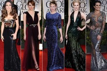 Golden Globes 2012: Best Dressed poll