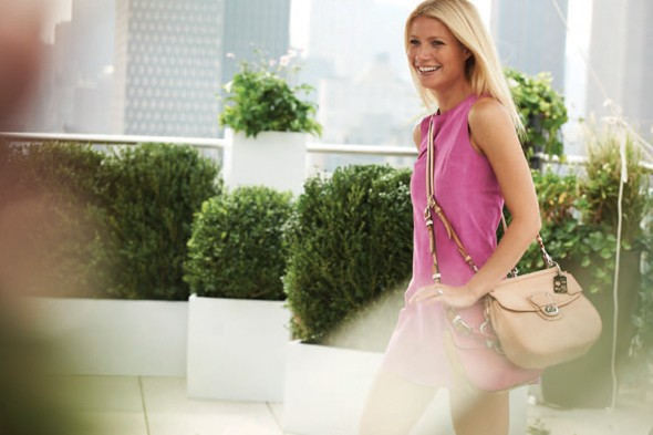 Gwyneth Paltrow for Coach Spring 2012
