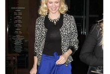 Hot or not: January Jones' birthday style