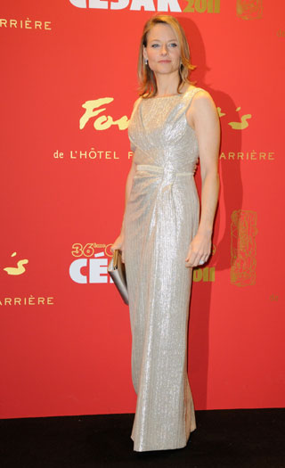 36th Annual Cesar Awards Ceremony gala dinner, 2010, Paris
