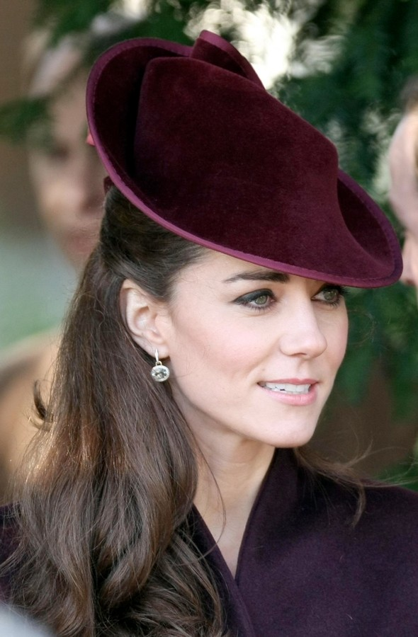 Duchess Kate named 'Hat Person of the Year'
