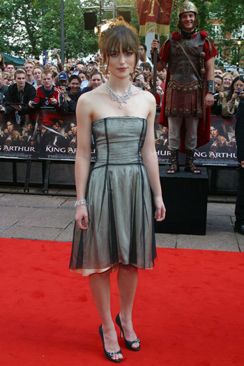 King Arthur European premiere in London, 2004