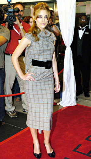 Pride and Prejudice premiere, Toronto International Film Festival, 2005