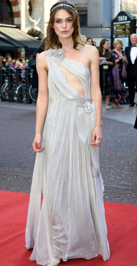 Atonement London premiere, 2007