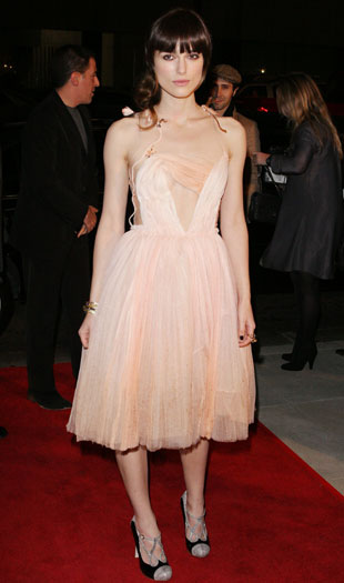 Atonement L.A. premiere, 2007