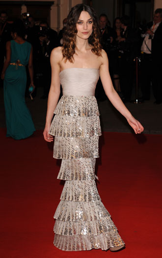 Orange British Academy Film Awards, 2008