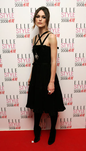 Elle Style Awards, London, 2008