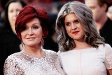 Hot or not: Kelly Osbourne's grey hair
