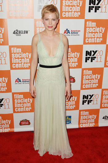 New York Film Festival premiere of My Week With Marilyn, 2011