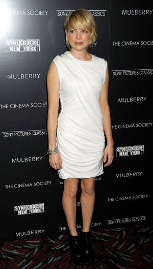 The Cinema Society and Mulberry screening of Synecdoche New York, 2008