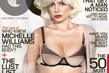 Michelle Williams bares all for GQ magazine (emotionally, and physically)