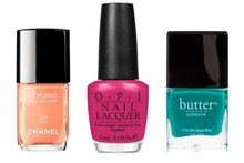 New nail polish shades to wear this Spring