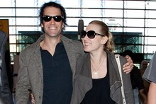 Kate Winslet and new beau Ned do his 'n' hers matching fashion