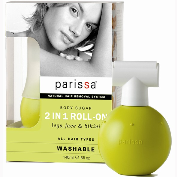 Lose the fuzz with Parissa