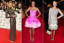 Red carpet report: National Television Awards 2012