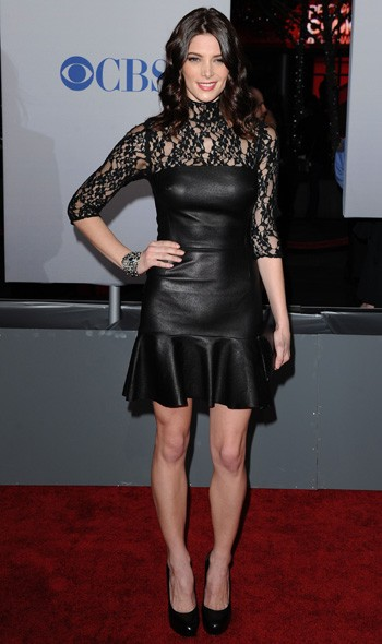 Ashley Greene in DKNY