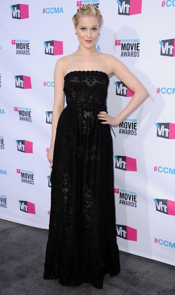 Evan Rachel Wood in Valentino
