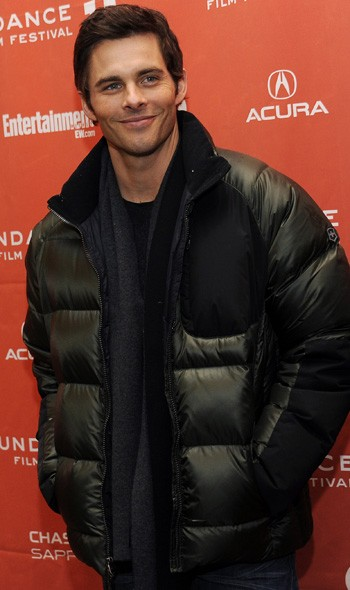 Matthew Marsden at the premiere of Robot and Frank