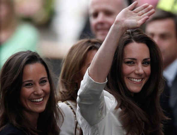Pippa Middleton planning surprise 30th birthday party for Kate Middleton