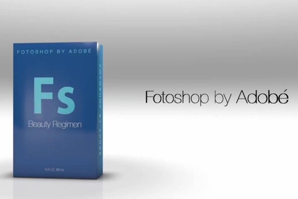 Fotoshop by Adobé: Great video lampoons fashion & beauty Photoshop obsession