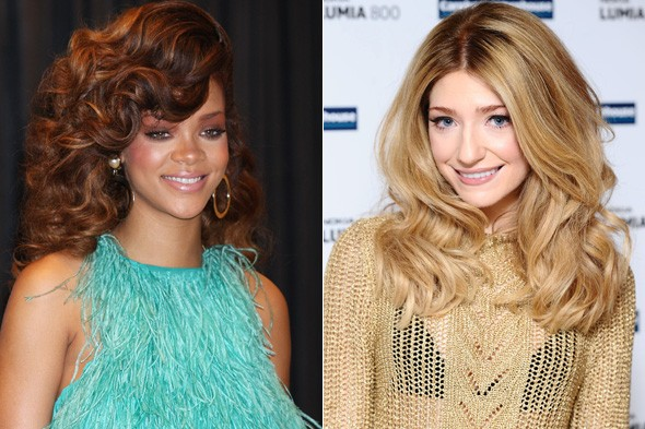 Rihanna and Nicola Roberts team up for fashion TV show