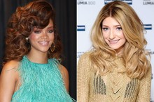 Rihanna and Nicola Roberts team up on fashion TV show