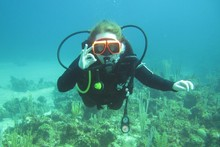 Fun in the sun: Scuba diving at Sandals Emerald Bay