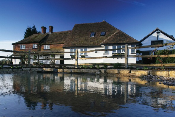 The Anchor Inn, Lower Froyle, Hampshire