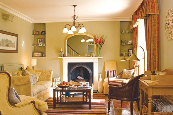 The Drawing Room, Powys, Wales
