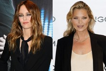 Beauty look of the week: Vanessa Paradis vs Kate Moss