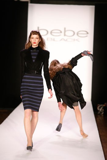 Bebe Black A/W 2012
