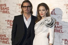 Brad and Angelina are picture perfect for Paris premiere