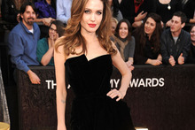 Is this Angelina's most daring red carpet look ever?