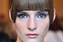 Backstage Beauty: Antonio Berardi Autumn/Winter 2012