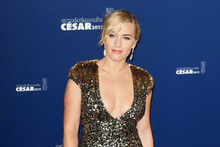 Celestial body: Kate Winslet dazzles at Cesar awards in Palace