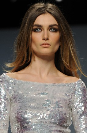 Blumarine Autumn/Winter 2012 beauty