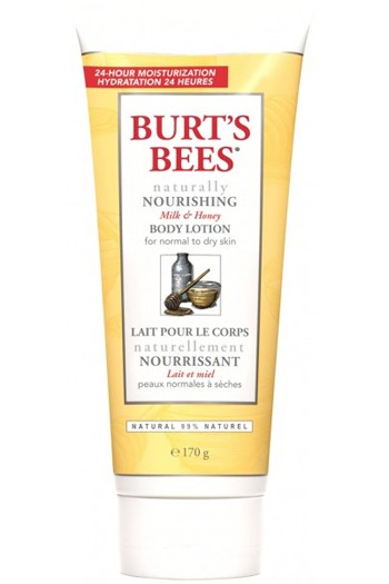 Burt's Bees Naturally Nourishing Milk & Honey Lotion