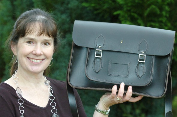 Cambridge Satchel Co founder tells us 10 secrets to her success