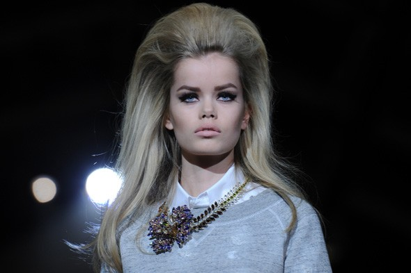 DSquared2 Autumn/Winter 2012 beauty