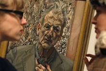 Review: Lucian Freud: Portraits - The National Portrait Gallery