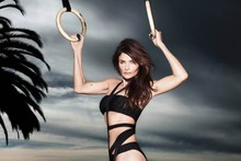 Helena Christensen is impossibly stunning in new Reebok ad