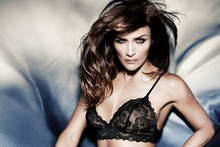 Helena Christensen shows off Triumph Essence undies ahead of Selfridges launch