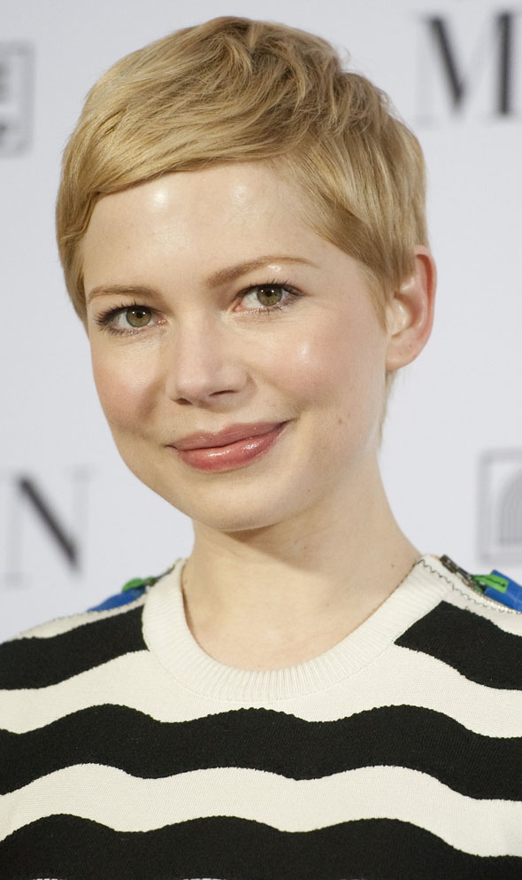 Swinging 60s: Michelle Williams goes retro in Berlin