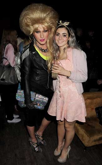 Jodie Harsh & Marina Diamandis