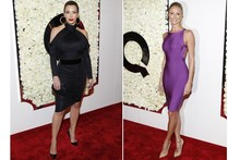 No such thing as too tight: Kim Kardashian vs Stacy Keibler