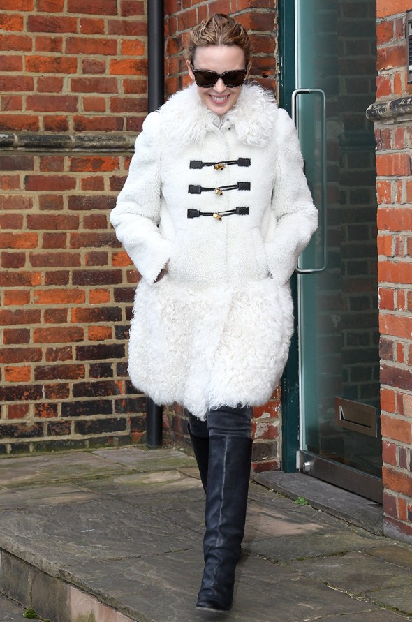 Hot or not: Kylie Minogue's winter warmers