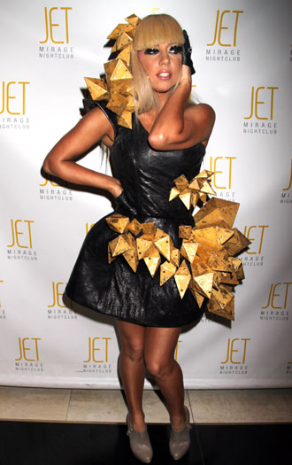 Jet nightclub performance, 2008, Las Vegas