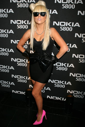 Nokia 5800 party, 2009, London