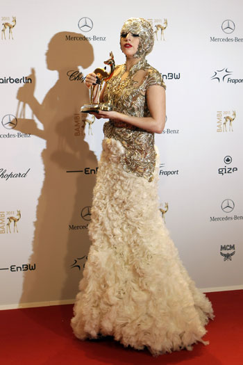 Bambi Awards, 2011, Germany